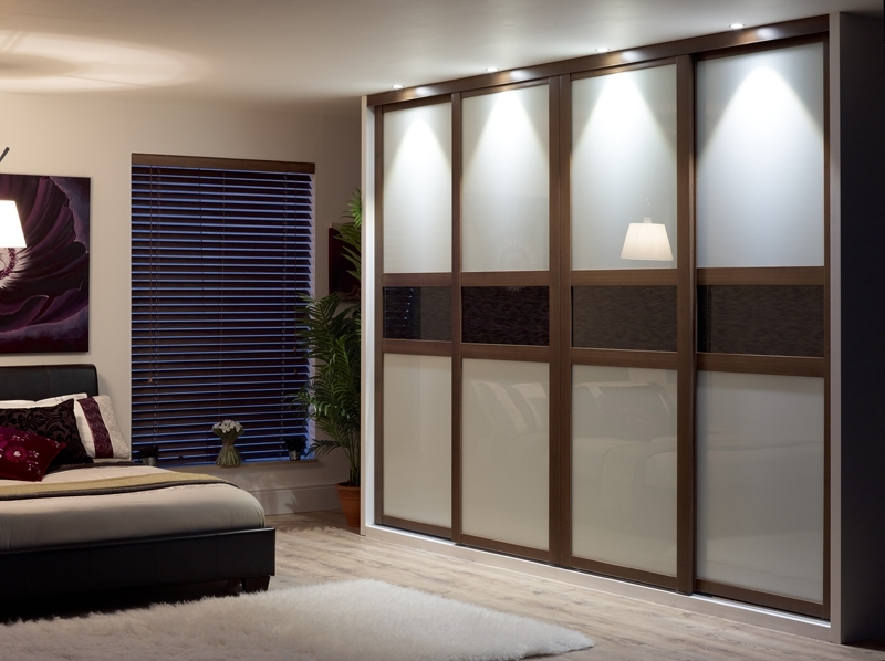 Most Up To Date Cheap 4 Door Wardrobes Throughout Door Sliding Wardrobe Kit (View 12 of 15)