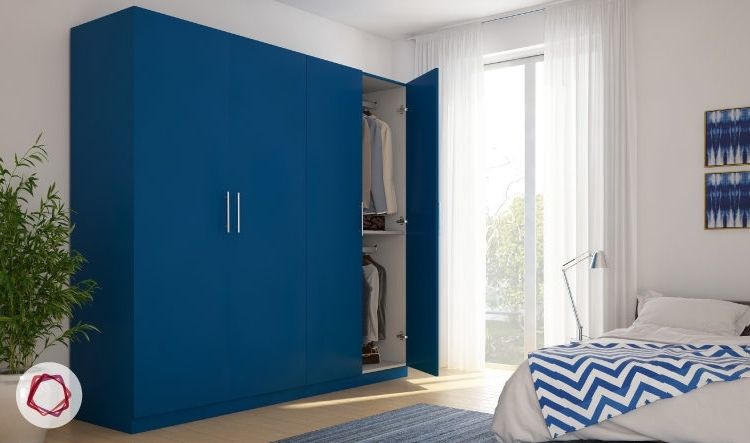 Most Up To Date Coloured Wardrobes Regarding 6 Wardrobe Color Combinations For Every Mood (View 9 of 15)