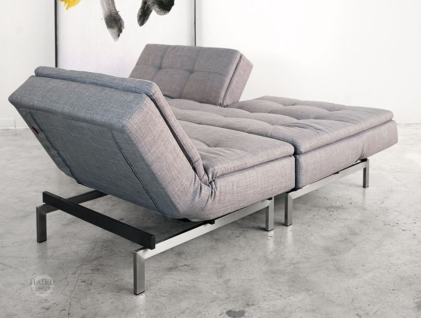 Most Up To Date Convertible Chaise Lounges With Convertible (View 7 of 15)