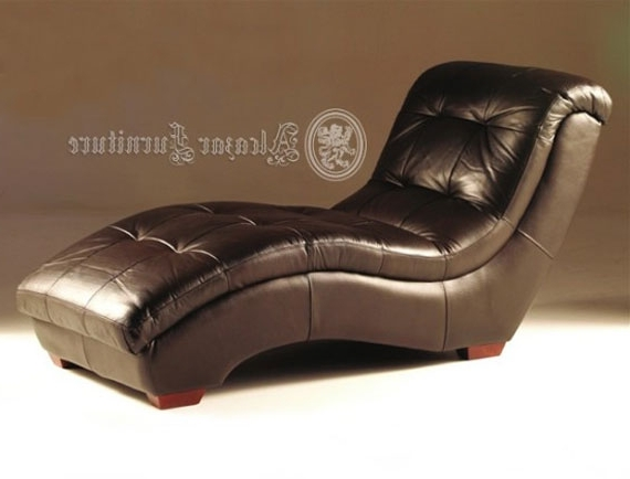 Most Up To Date Elegant Brown Leather Chaise Lounge Leather Chaise Lounges Home Inside Brown Leather Chaise Lounges (View 12 of 15)