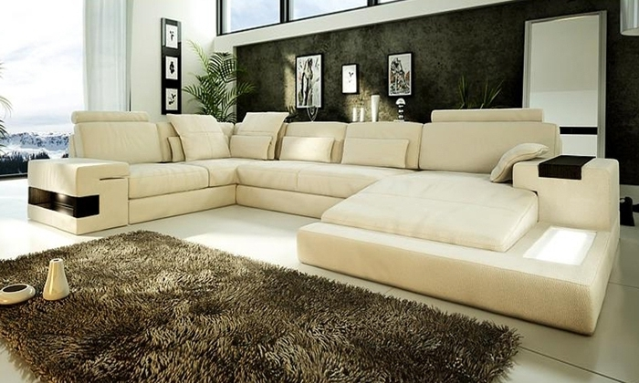 Most Up To Date Extra Large Sectional Sofas Pertaining To 20 The Best Extra Wide Sectional Sofas Within Sofa Inspirations  (View 9 of 10)