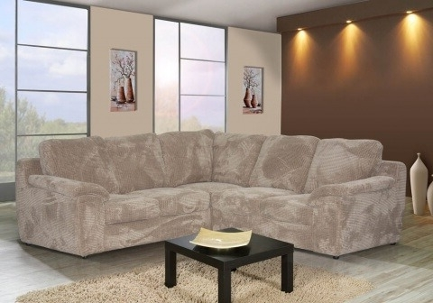 Most Up To Date Fabric Corner Sofas Throughout Mans Fabric Corner Sofa (View 4 of 10)
