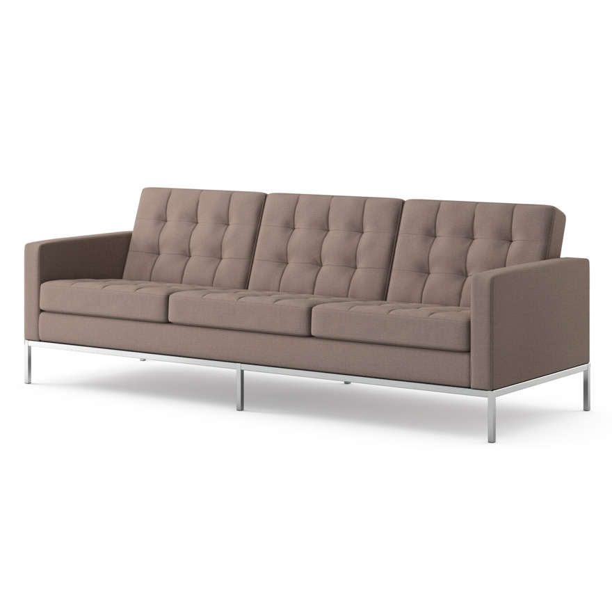 Most Up To Date Florence Large Sofas In Florence Knoll Sofa (View 9 of 10)