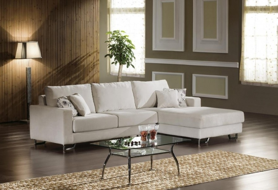 Most Up To Date Furniture : Casual Small Sectional Sofa L Shaped Design With Regarding Living Spaces Sectional Sofas (View 5 of 10)