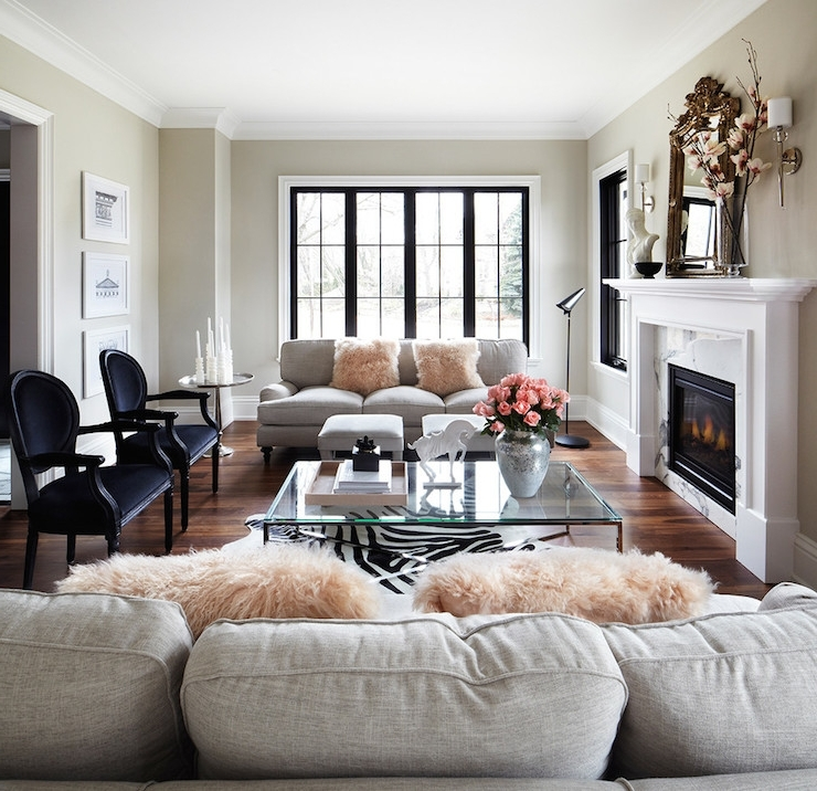 Most Up To Date Grey Sofa Chairs Throughout Light Grey Sofa – Contemporary – Living Room – The Design Company (View 7 of 10)