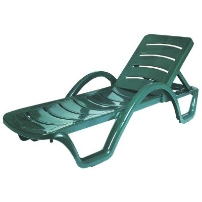 Most Up To Date Havana Sunrise Resin Chaise Lounge Green Isp078 Gre (View 8 of 15)