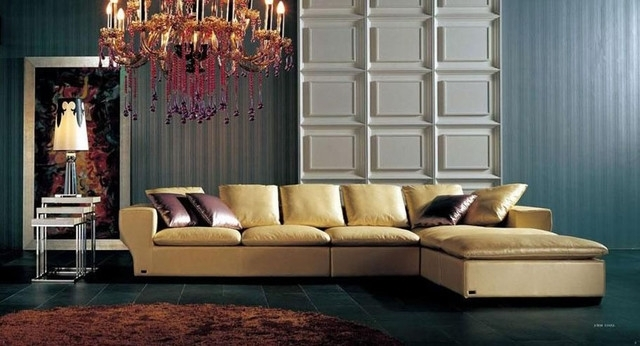 Most Up To Date High End Sectional Sofas Pertaining To Sectional Sofa Design: Elegant High End Sectional Sofas High End (View 8 of 10)