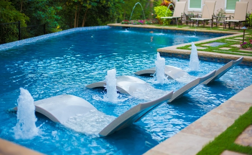 Most Up To Date Inground Swimming Pool Designs Ideas Fair Cheap Inground Swimming Intended For Pool Chaises (View 5 of 15)