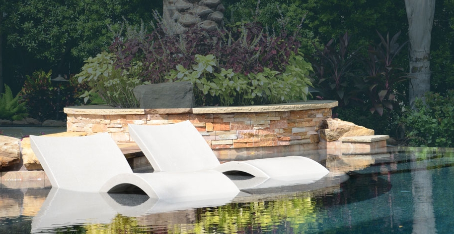 Most Up To Date Ledge Lounger – Hornerxpress Worldwide Throughout Pool Chaises (View 6 of 15)