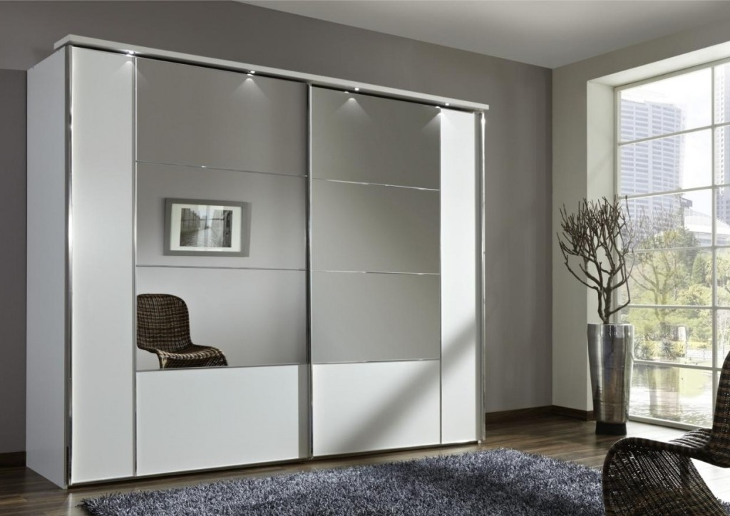 Most Up To Date Mirror Design Ideas: Installation Closet Cheap Mirrored Wardrobe Throughout Cheap Mirrored Wardrobes (View 7 of 15)