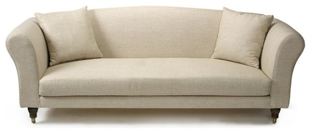 Most Up To Date One Cushion Sofas Regarding One Cushion Couch One Cushion Sofa Pros And Cons Minimalist Long (View 5 of 10)
