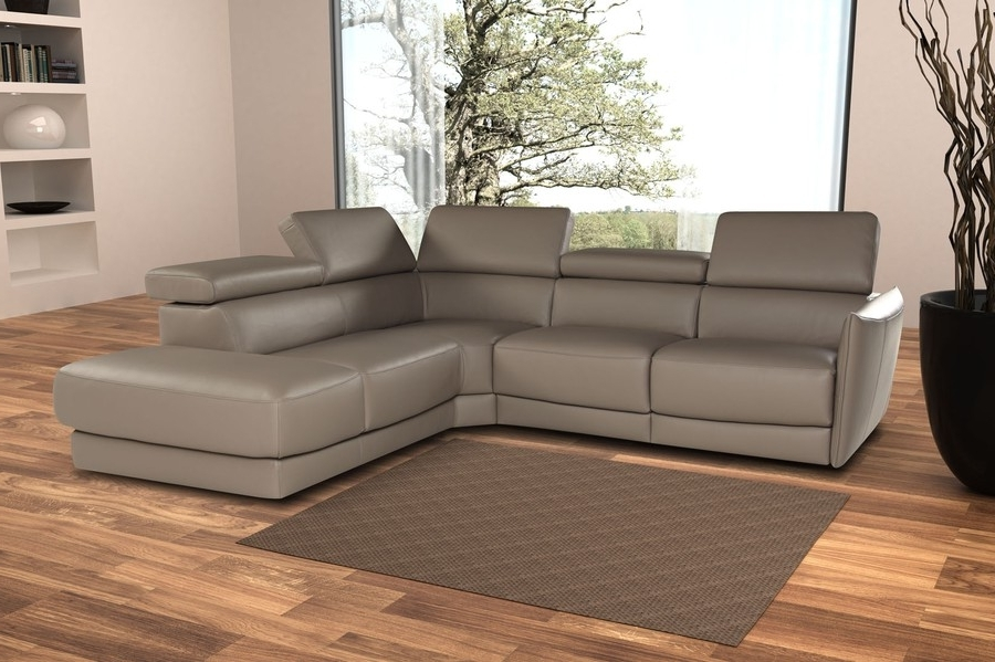 Most Up To Date Sectional Sofas With Electric Recliners For Nicoletti Camilion Sectional Sofa With Electric Recliner (View 4 of 10)