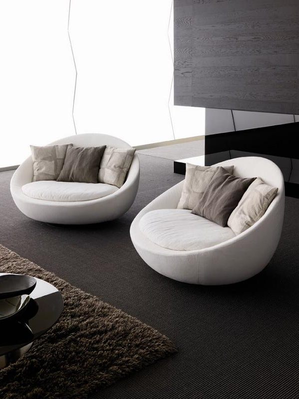 Featured Photo of Contemporary Sofa Chairs