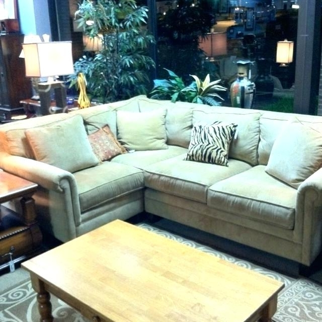 Most Up To Date Thomasville Sectional Sofas Intended For Thomasville Furniture Sectionals Leather Elegant Sectional With (View 1 of 10)