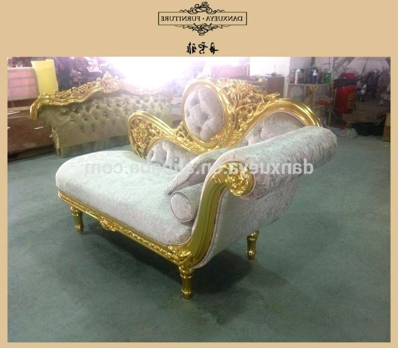 Most Up To Date Upholstered Chaise Lounge Chairs With Gold Chaise Lounge – Bankruptcyattorneycorona (View 7 of 15)