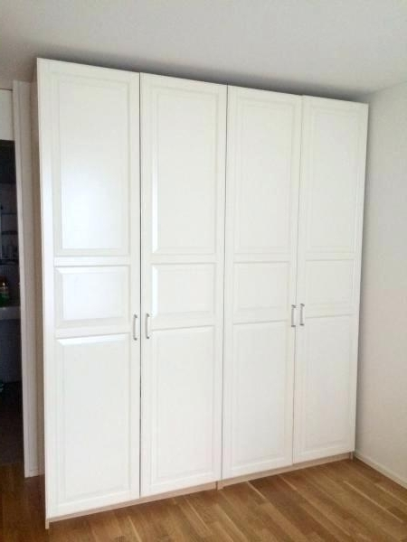 Most Up To Date White Wicker Wardrobes Inside Ikea Pax Cabinet Perfect Decoration Closet Series Wardrobes Ikea (View 7 of 15)
