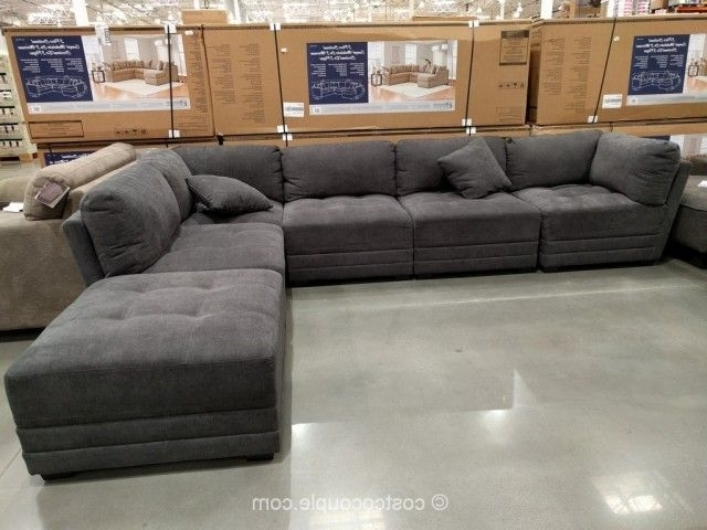 Featured Photo of Sectional Sofas At Costco