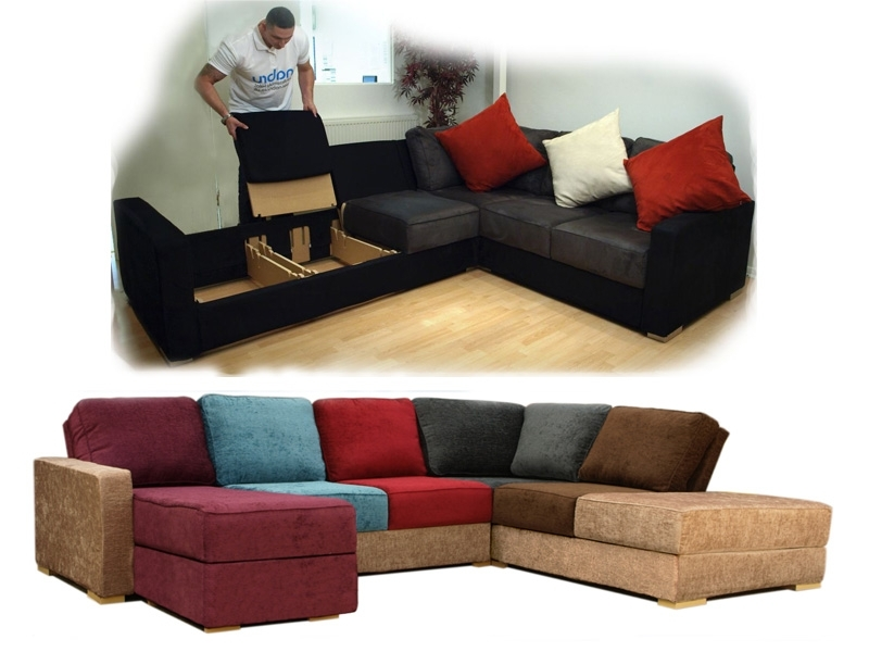 Nabru Regarding Fashionable Sofas With Removable Cover (View 4 of 10)