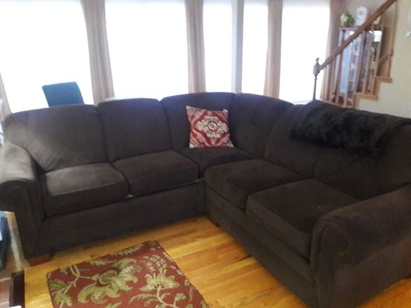 Nashua Nh Sectional Sofas With Favorite Brown Sofa (Furniture) In Nashua, Nh – Offerup (Gallery 10 of 10)