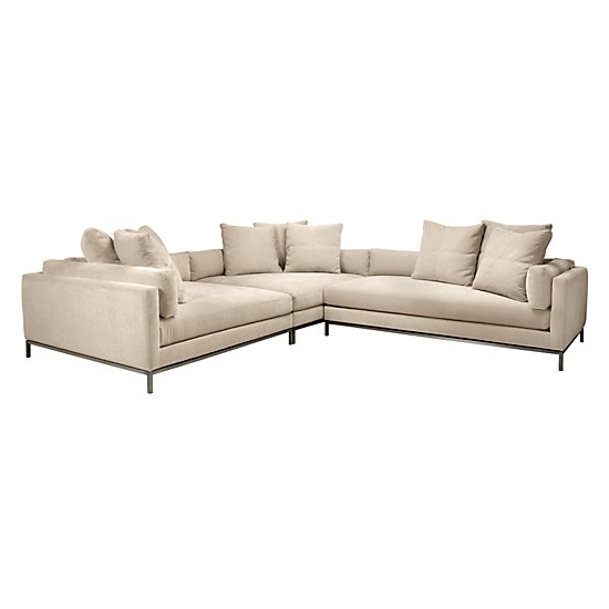 Natural Del Mar Living Room Inspiration In Well Known Ventura County Sectional Sofas (View 7 of 10)