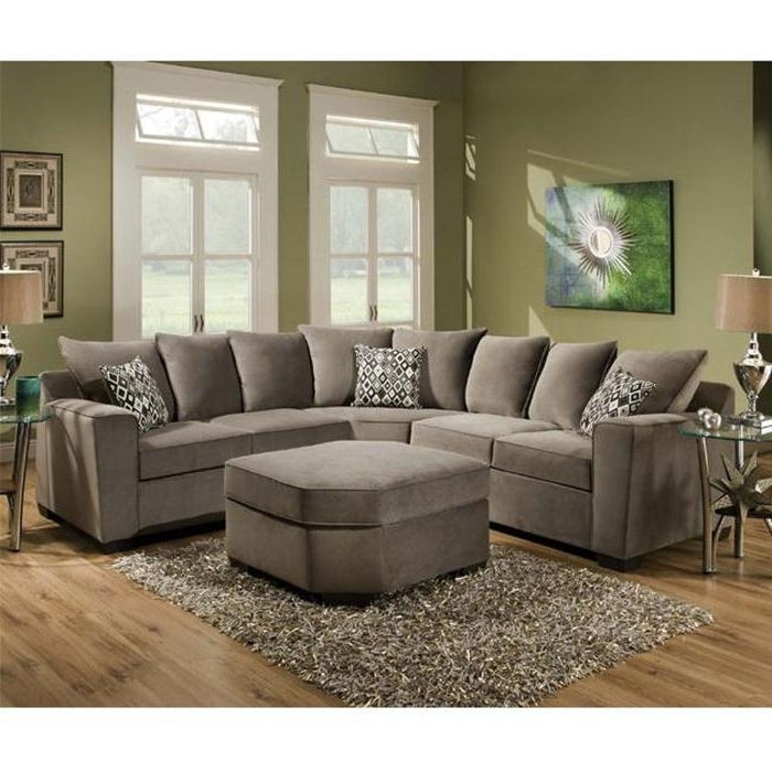 Nebraska Furniture Mart Sectional Sofas In Famous Nebraska Furniture Mart – Simmons Upholstery 2 Piece Contemporary (View 3 of 10)