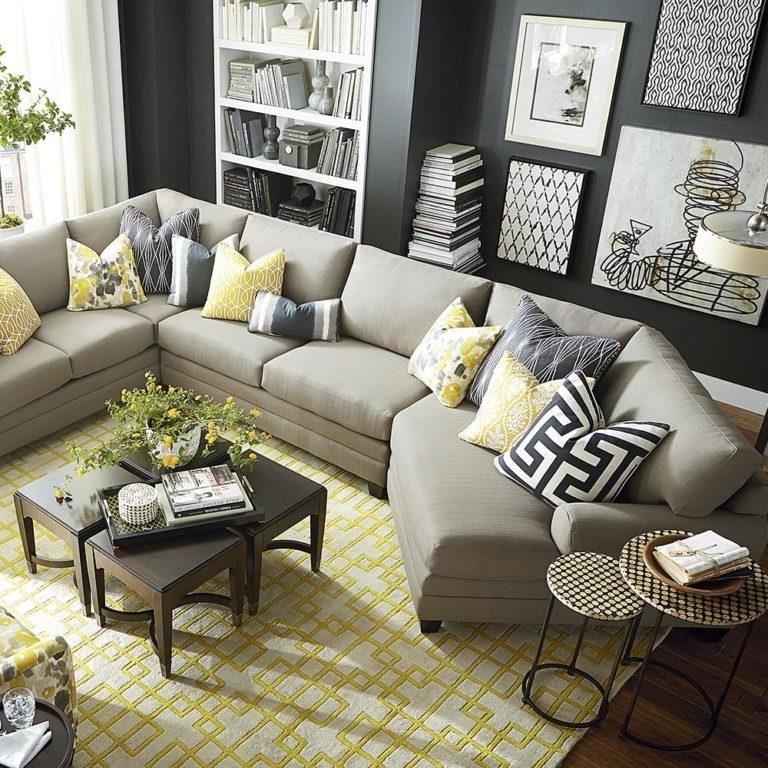 New Cuddler Sectional Sofa 92 Modern Sofa Ideas With Cuddler In 2017 Cuddler Sectional Sofas (Gallery 5 of 10)