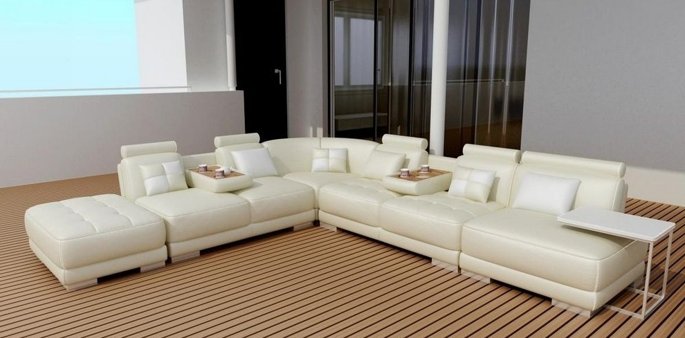 New Orleans Sectional Sofas For Trendy Modern Concept Sofa New Orleans With Quality Bonded Leather In (Gallery 6 of 10)