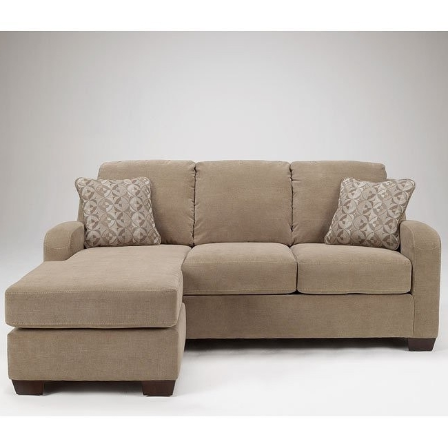 Newest Ashley Furniture Sofa Chaises Within Circa – Taupe Sofa Chaise Signature Designashley (View 2 of 15)