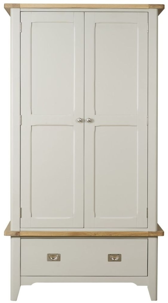 Newest Bordeaux Wardrobes Within Buy Mark Webster Bordeaux Painted Gents Wardrobe Online – Cfs Uk (View 12 of 15)