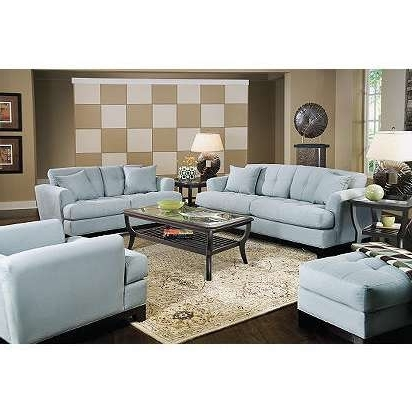 Newest Cindy Crawford Sofas Regarding Cindy Crawford Home Avenue Hydra 7 Pc Livingroom Thisnext Cindy (View 7 of 10)
