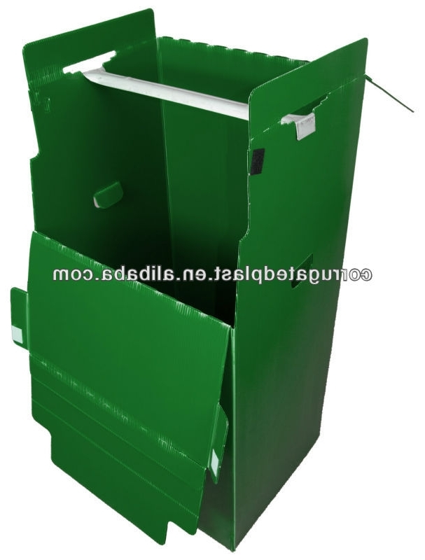 Newest Coroplast Plastic Wardrobe Box, Coroplast Plastic Wardrobe Box Pertaining To Plastic Wardrobes Box (View 2 of 15)