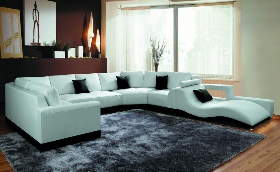 Newest Fashionable Discounted Leather Sectional Couch Tucson Arizona Vig Inside Tucson Sectional Sofas (View 3 of 10)