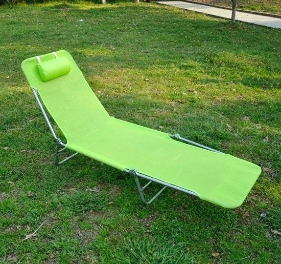 Newest Folding Chaise Lounge Chair Design Eftag For Cheap Chairs Outdoor Intended For Foldable Chaise Lounge Outdoor Chairs (View 12 of 15)