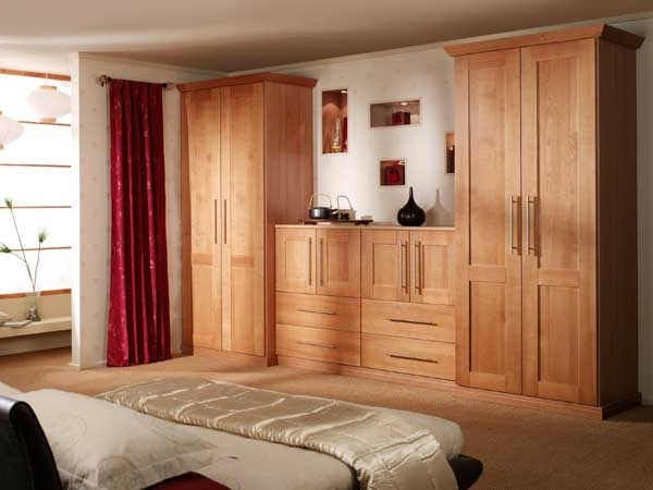 Newest Hinged Door Wardrobes For Bedrooms And Kitchens In Middlesex, Uk Pertaining To Bedroom Wardrobes (View 10 of 15)