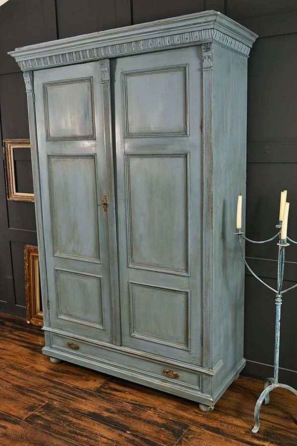 Newest Large Shabby Chic Wardrobes Pertaining To Wardrobes ~ Shabby Chic Furniture Gumtree Manchester Shabby Chic (View 13 of 15)