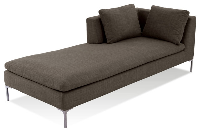 Newest Modern Chaise Lounge – Dixie Furniture Throughout Contemporary Chaise Lounge Chairs (View 10 of 15)