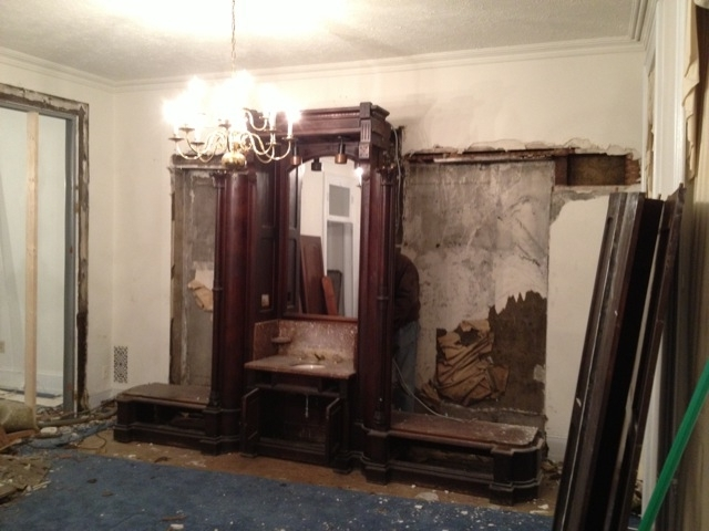 Newest My Greatest Craigslist Find! Salvaging A Giant, Antique Victorian With Regard To Victorian Wardrobes For Sale (View 6 of 15)