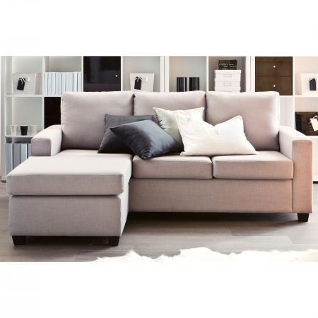 Newest Newport 3 Seater Sofa Bed With Chaise (View 3 of 10)
