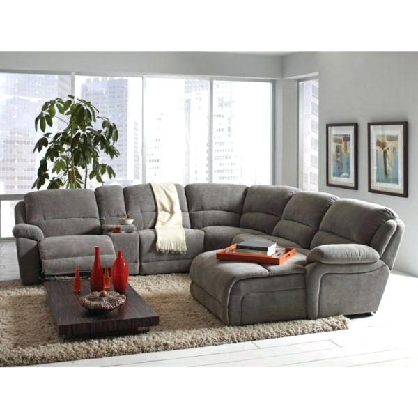 Newest Outstanding The Dump Recliners Power Reclining Sectional Sofa The With Regard To The Dump Sectional Sofas (Gallery 7 of 10)