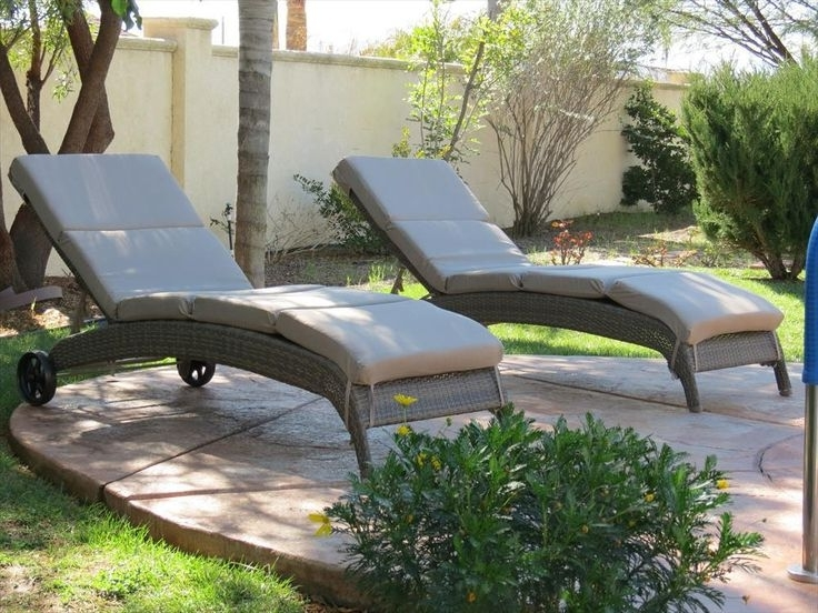 Newest Sam's Club Outdoor Chaise Lounge Chairs Inside Aluminum Commercial Stack Chaise Lounge Sam S Club Intended For (View 8 of 15)