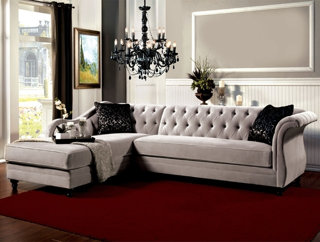 Newest Sectional Sofa Design: Ten Elegant Sectional Sofas Best Ever In Elegant Sectional Sofas (Gallery 1 of 10)