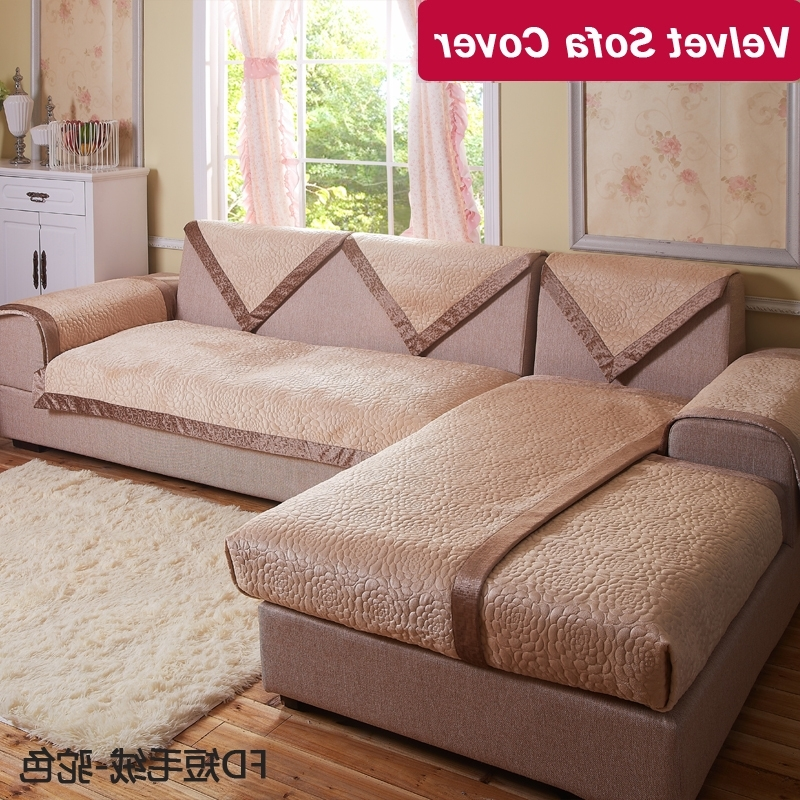 Newest Sectional Sofas With Covers Within Sectional Sofas Covers On Sectional Slipcovers Online Shopping (View 3 of 10)