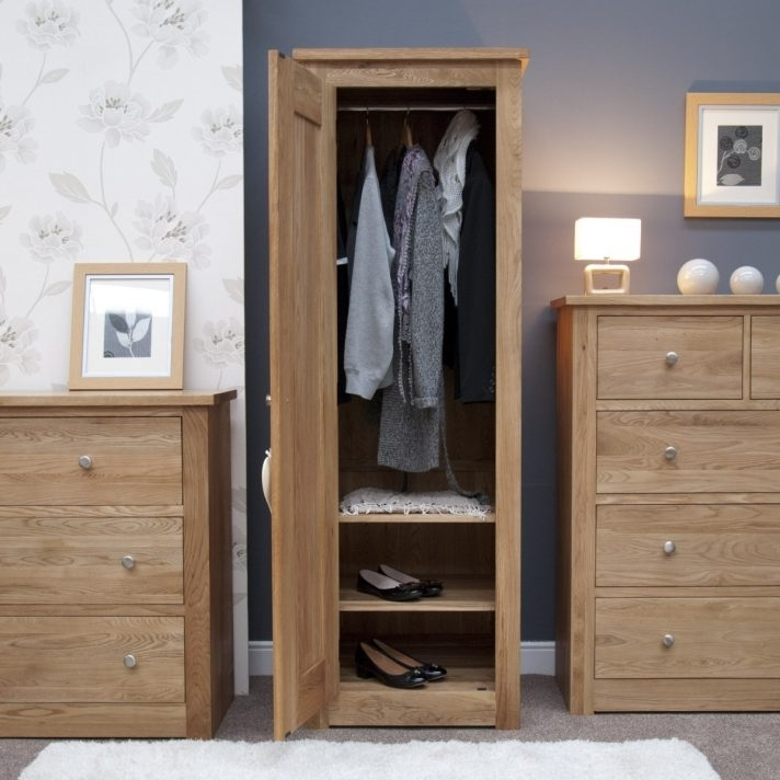 Newest Single Wardrobe With Drawers Argos Tall And Mirror This Is Best With Single Oak Wardrobes With Drawers (View 7 of 15)