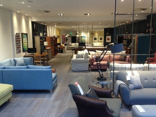 Newest Stratford Sofas With New Sofa Workshop Shop Opens In Westfield Stratford City – Sofa (View 8 of 10)
