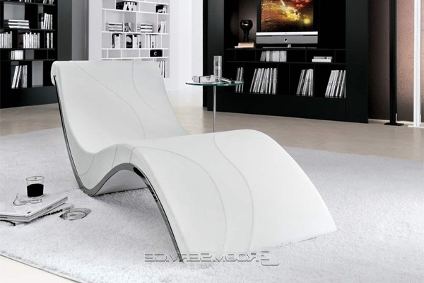 Newest Sylvester Chaise Lounge – Contemporary – Bedroom – Philadelphia Intended For Modern Chaises (View 11 of 15)