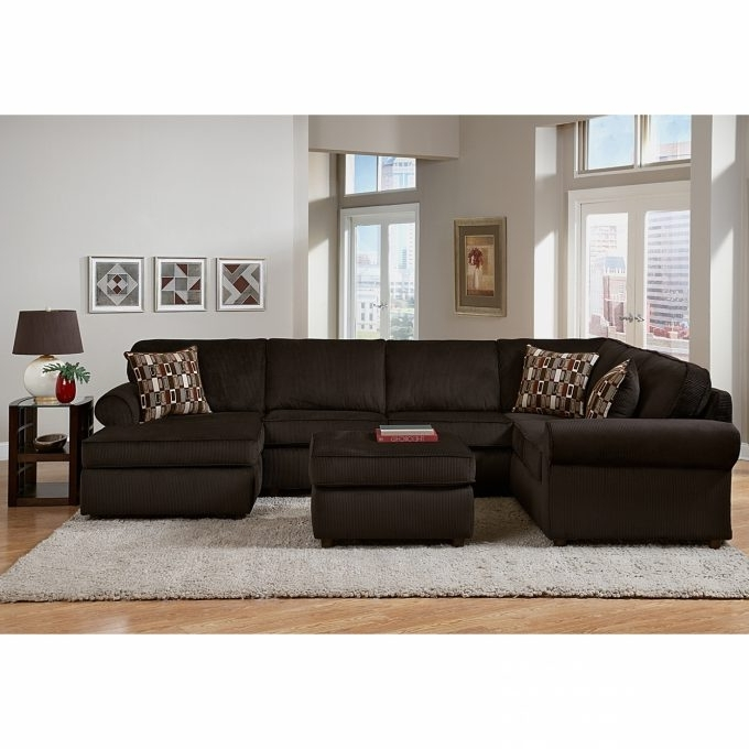 Newest Value City Sectional Sofas Pertaining To Furniture: Excellent Value City Sectional Sofas Applied To Your (View 3 of 10)