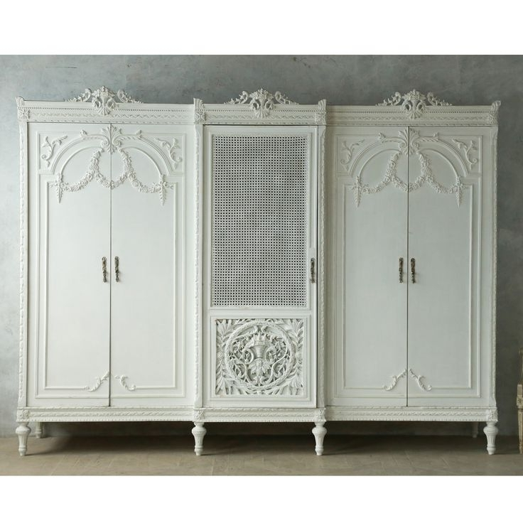 Newest Vintage Style Wardrobes With Regard To 89 Best Armoires Images On Pinterest (View 5 of 15)