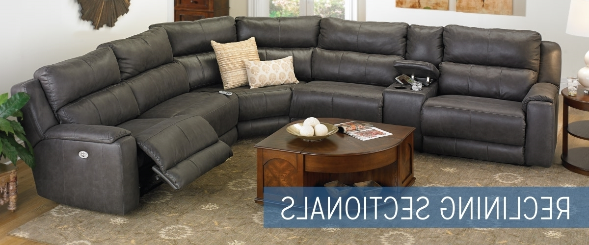 Newest Virginia Sectional Sofas Regarding Reclining Sectional Sofas Haynes Furniture Virginias Furniture (View 3 of 10)