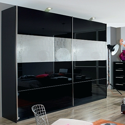 Newest Wardrobes ~ Cream High Gloss Sliding Wardrobe Doors White High With Regard To High Gloss Black Wardrobes (View 12 of 15)