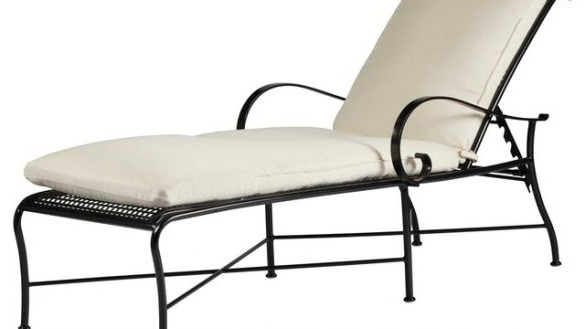 No29Sudbury Regarding Wrought Iron Chaise Lounges (View 7 of 15)